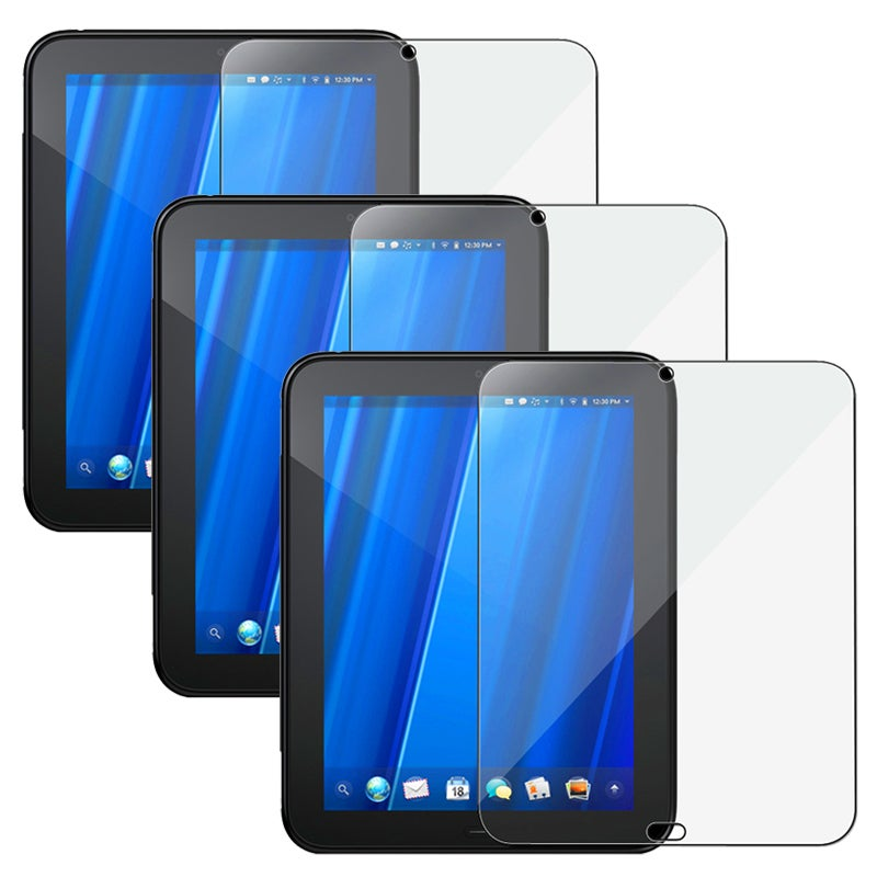 Anti-Glare Screen Protector for HP TouchPad (Pack of 3)
