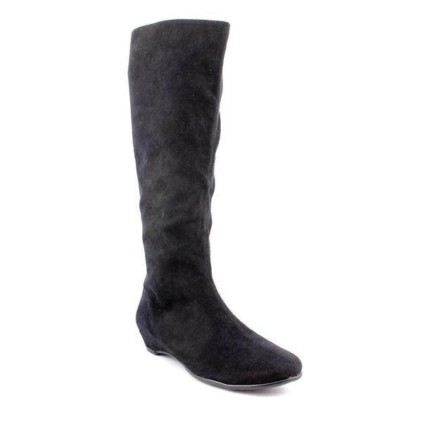 A2 by Aerosoles Women's 'Sota Bread' Black Knee-high Boots
