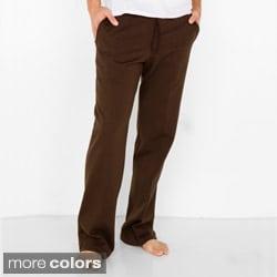 American Apparel Unisex California Fleece Slim Fit Pants