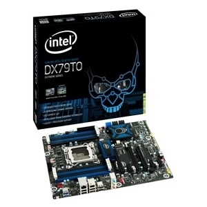Intel Extreme DX79TO Desktop Motherboard - Intel X79 Express Chipset