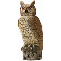Dalen Gardeneer Rotating Head Great Horned Owl