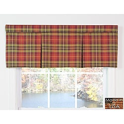 Topeka Pleated Valance