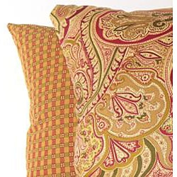 RLF Home Paddock Shawl Decorative Pillows (Set of 2) - Thumbnail 1