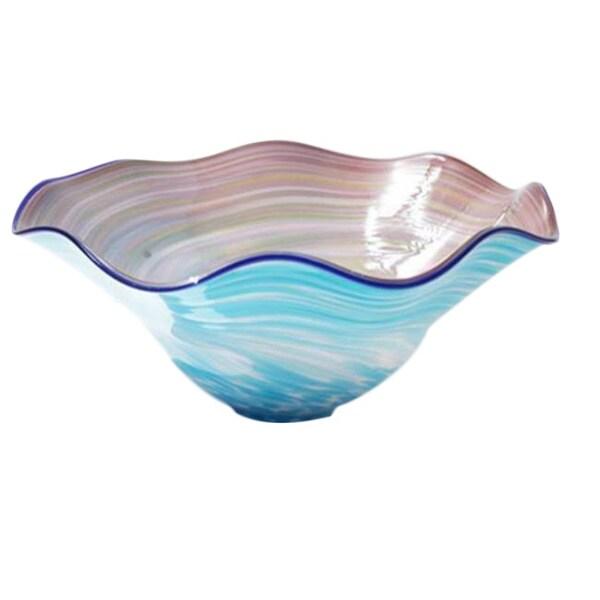 Hand-blown Decorative Glass Art