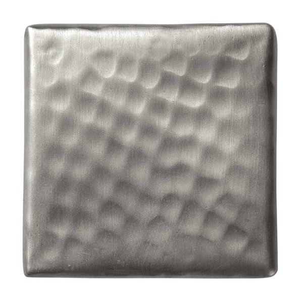 Hammered Copper 2 x 2 Accent Tile (Pack of 3)