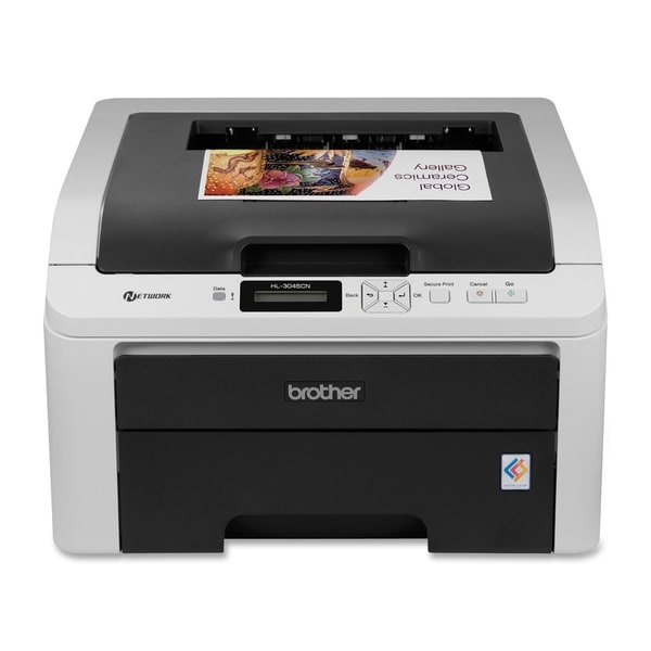 Brother HL-3045CN LED Printer - Color - 2400 x 600 dpi Print - Plain