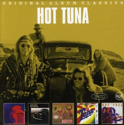 HOT TUNA - ORIGINAL ALBUM CLASSICS