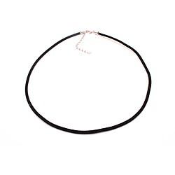 Handmade Black Velvet Necklace Cord (Pack of 2)