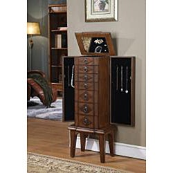 Caman Six-Drawer Jewelry Armoire - Thumbnail 1