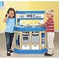 American Plastic Toys KM Custom Kitchen Play Set