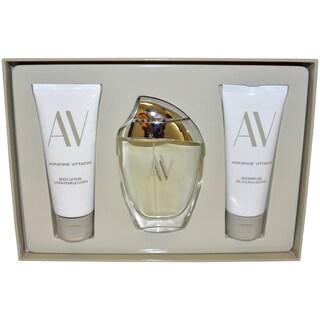 Adrienne Vittadini AV Women's 3-piece Fragrance Set
