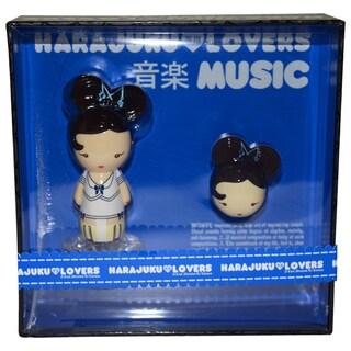 Gwen Stefani Harajuku Lovers Music Women's 2-piece Gift Set