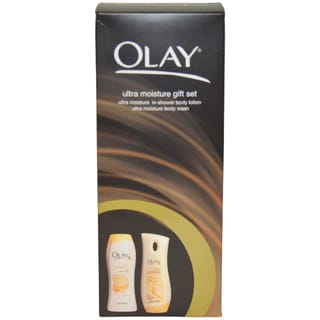 Ultra Moisture Set by Olay Women's 2-piece Gift Set