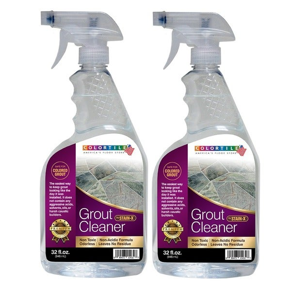 ColorTile 100-percent Biodegradable Floor Grout Cleaner (Pack of Two)