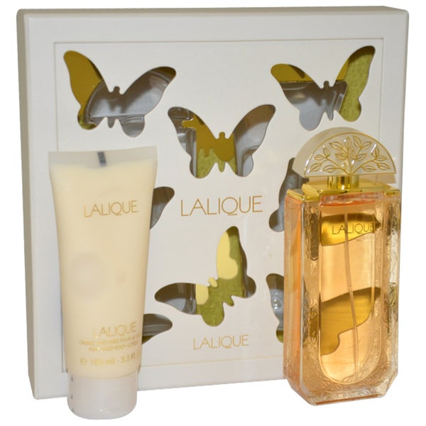 Lalique by Lalique for Women's 2-piece Gift Set