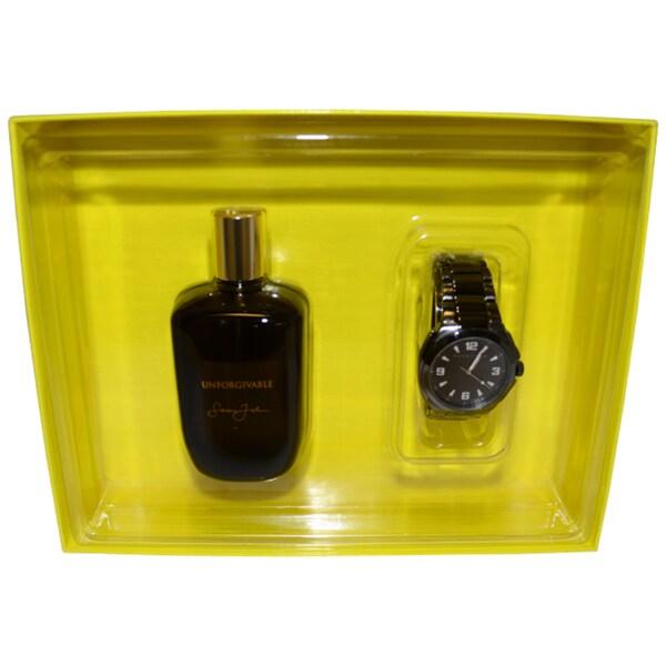 Sean John 'Unforgivable' Men's 2-piece Fragrance Gift Set