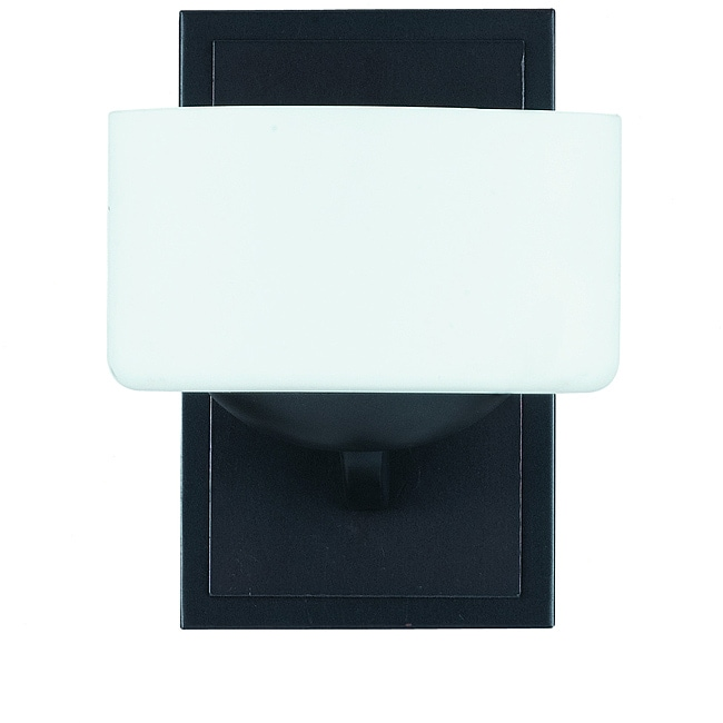 Viking 1-Light Oil Rubbed Bronze Wall Sconce
