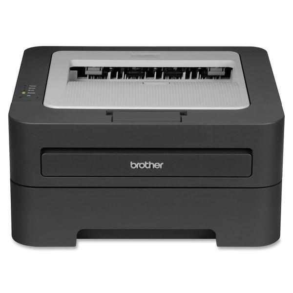 Brother HL-2230 Laser Printer - Monochrome - 2400 x 600 dpi Print - P