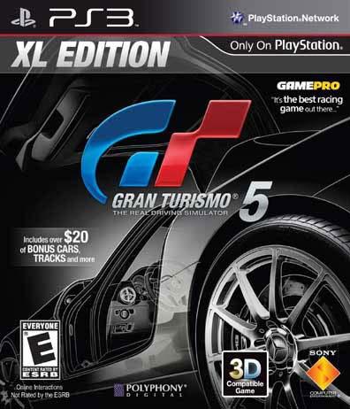 PS3 - Gran Turismo 5 Xl Edt