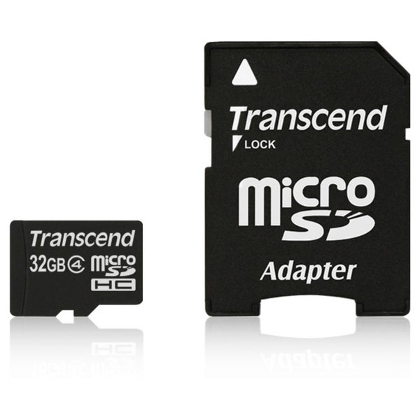Transcend TS32GUSDHC4 32 GB microSDHC