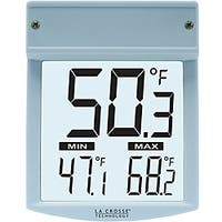 Outdoor Window Thermometer