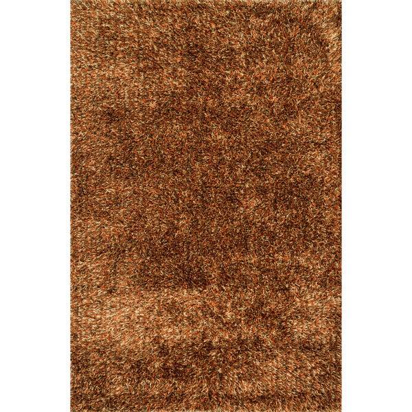 Hand Tufted Caldera Spice Area Rugs (7'9 x 9'9)
