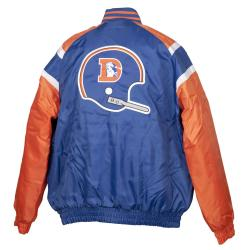 Denver Broncos Heavy Weight Throwback Winter Jacket - Thumbnail 1