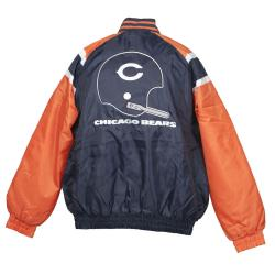 Chicago Bears Heavy Weight Throwback Winter Jacket - Thumbnail 1