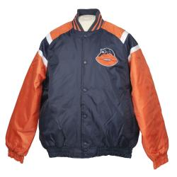 Chicago Bears Heavy Weight Throwback Winter Jacket - Thumbnail 0