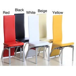 Jenna Modern Dining Chairs (Set of 4)