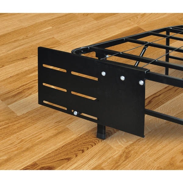 Bed Frame With Even Headboard And Footboard