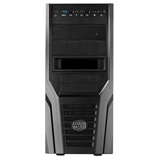 Cooler Master Elite 431 Plus RC-431P-KWN2 System Cabinet