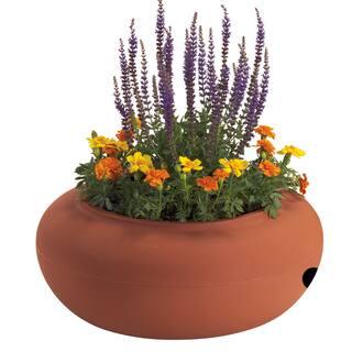 Terra Cotta Garden Hose Pot|https://ak1.ostkcdn.com/images/products/6412468/P14020444.jpg?impolicy=medium