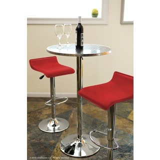 Red Ale Adjustable Barstool