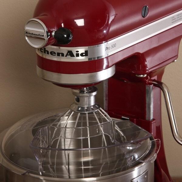 Kitchenaid Ksm500qgc Gloss Cinnamon Heavy Duty Plus Bowl