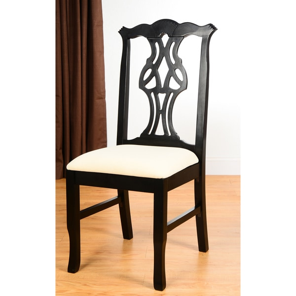 Wood Chippendale Side Chair