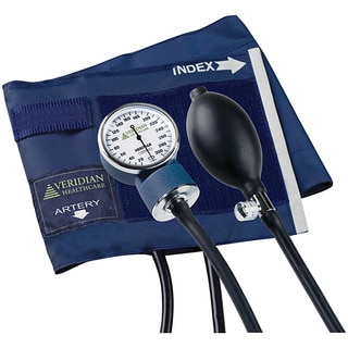 Veridian Adult Latex-free Aneroid Sphygmomanometer