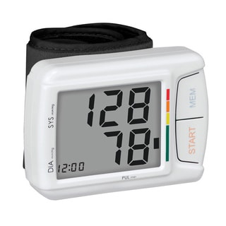 Veridian Healthcare 01-540 Smartheart Wrist Digital Blood Pressure Monitor