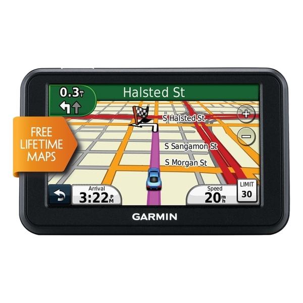Garmin nüvi 40LM Automobile Portable GPS Navigator