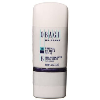 Obagi Nu-Derm System 2-ounce Physical UV Block SPF 32