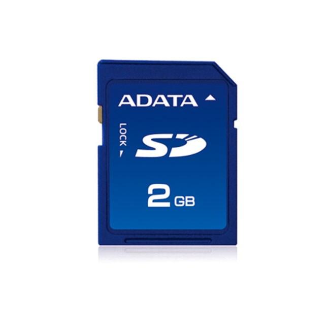 A-Data 2GB SD Memory Card