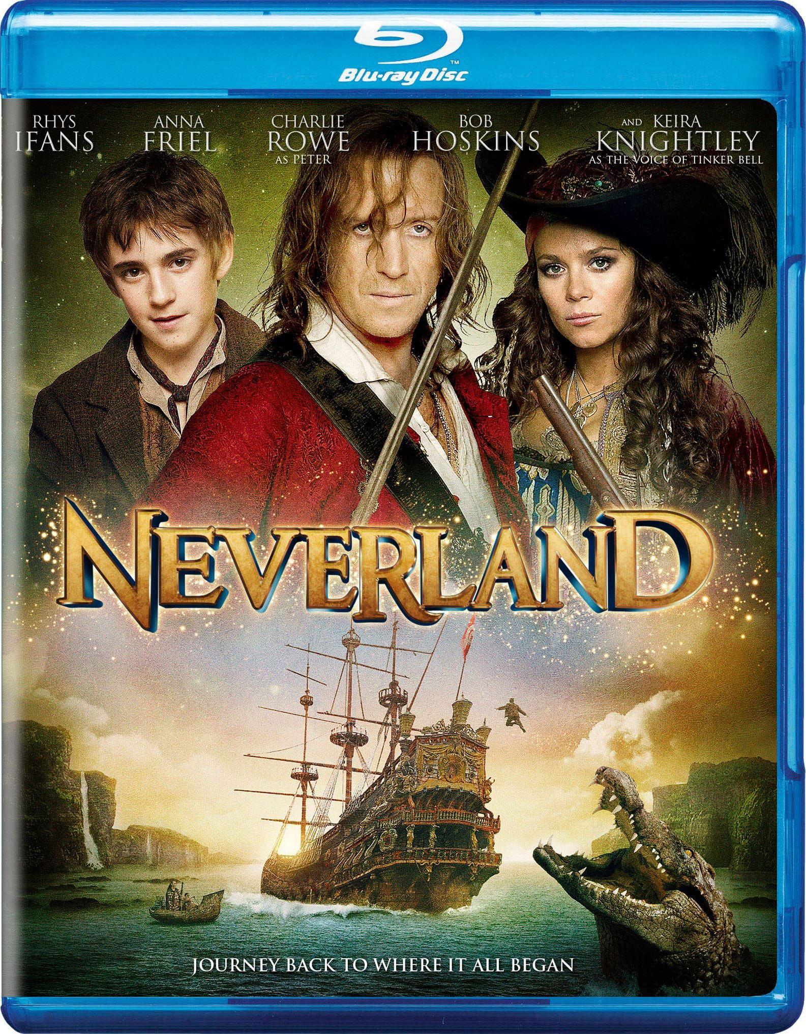 Neverland (Blu-ray Disc)