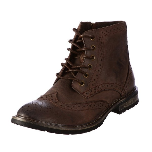 Steve Madden Men's 'Mansel' Brown Boots