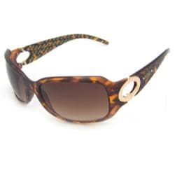 XOXO Women's 'Kingston Tortoise' Fashion Sunglasses