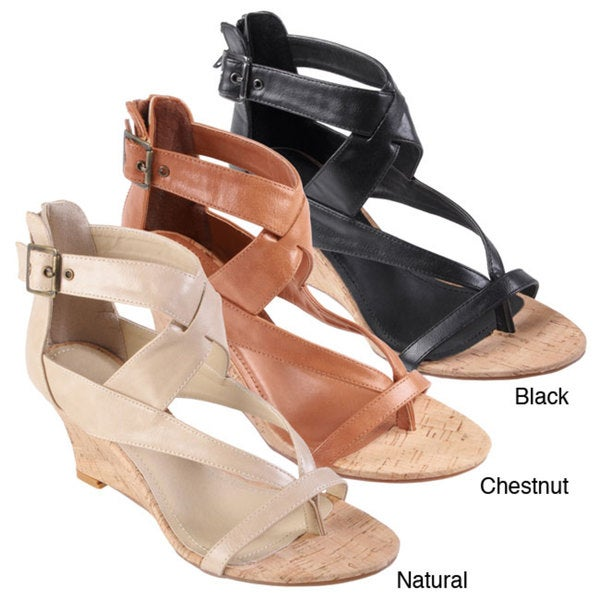 572484b7e906 ... Women s Shoes     Women s Sandals. Journee Collection Women  x27 s    x27 Shelby  x27  Strappy