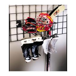 Organized Living freedomRail Granite Skate Rack with Basket