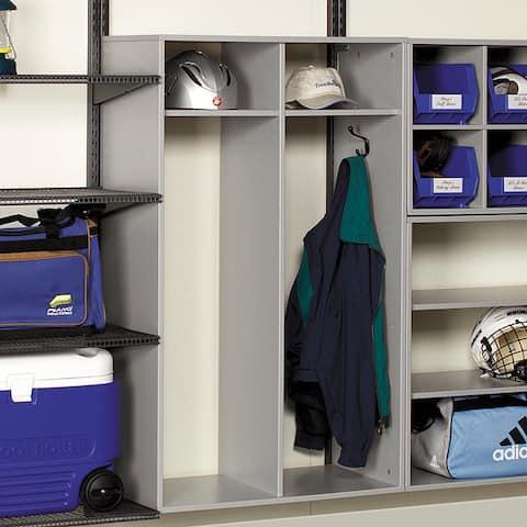 freedomRail Upright Storage GO-Locker (Set of 2)