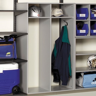 Organized Living freedomRail GO-Locker