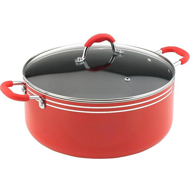 Vinaroz Verona Series Red 13-Quart Casserole Dish