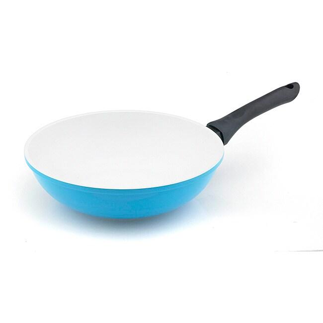 Vinaroz 12-Inch Blue Wok